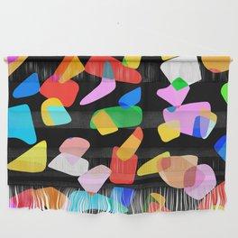 so many shapes Wall Hanging