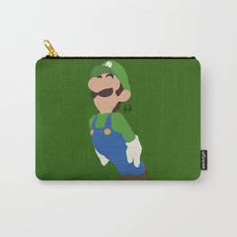 LUIGI(SMASH) Carry-All Pouch
