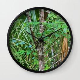 Subtle Repose Wall Clock