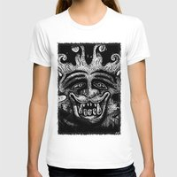 mythology T-shirts featuring Shadow Beast Mythology by Anya Campbell by BohemianBound