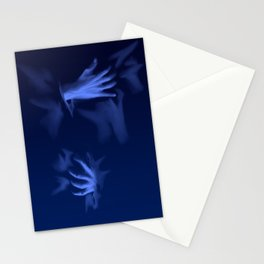 Coming Out Of The Blue Stationery Cards