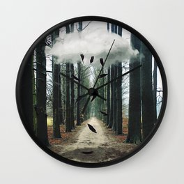 content of purpose Wall Clock