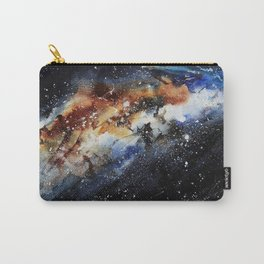 Galaxy X Whale Carry-All Pouch