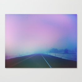 A Quiet, Lucid Dream Canvas Print