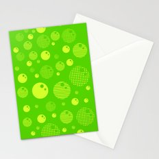 Bubblemagic - Lime Stationery Cards