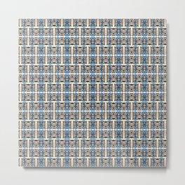 Electron Shuffle - Stroke Series 002 Metal Print