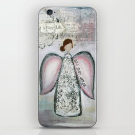Use Your Wings iPhone Skin