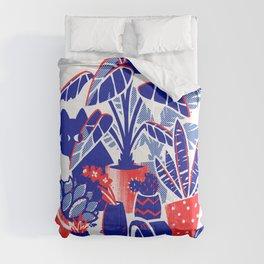Horticulture Horror Comforters