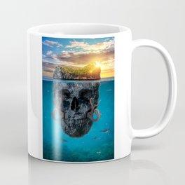 Skull Island Coffee Mug