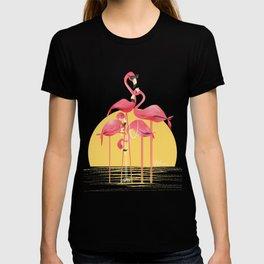 Flaming TALL T-shirt