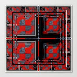 Bow Tie 6 Canvas Print
