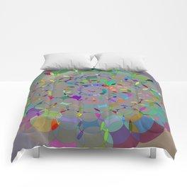 ChromaSwirl Comforters