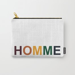 Unruly Homme Multi Print Carry-All Pouch