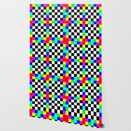 Prism Enters the Chessboard Remix Wallpaper