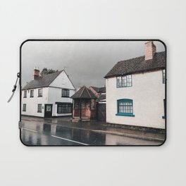 Rainy day in Derbyshire Laptop Sleeve