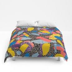 Memphis Inspired Pattern 1 Comforters