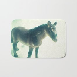 Little horse Bath Mat