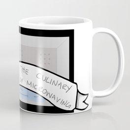 I Major in the Culinary Arts of Microwaving Coffee Mug