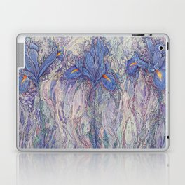 A Song About Iris #3 Laptop & iPad Skin