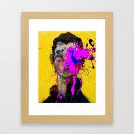 BLAST from the Past 1 Framed Art Print