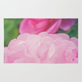 The World Smelled of Roses Rug