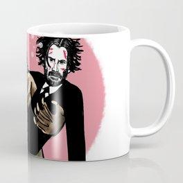 John Wick and the Creature of the Black Lagoon Coffee Mug