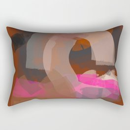 Young artist from Venice Rectangular Pillow