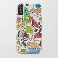 nori iPhone & iPod Cases featuring Sushi Bar: Point of Nori-turn by ieIndigoEast