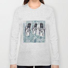 ~those three ~ Long Sleeve T-shirt