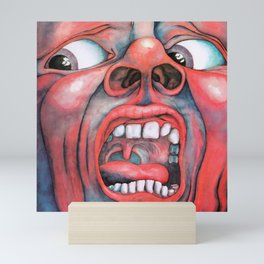 In the Court of the Crimson King Mini Art Print