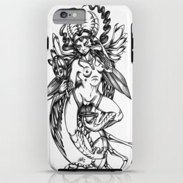 Period iPhone Case