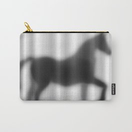 Unicorn Silhouette Carry-All Pouch