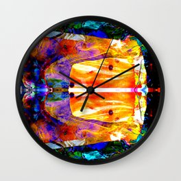 Cosmic Gate Wall Clock