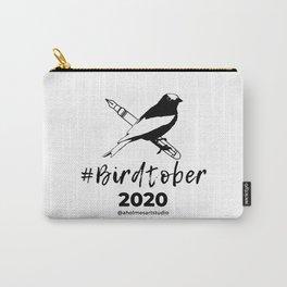 Birdtober 2020 Carry-All Pouch