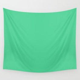 Light green Wall Tapestry