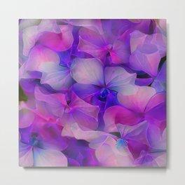 Flower Fantasy - Hydrangea 2 Metal Print