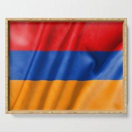 Armenia Flag Serving Tray