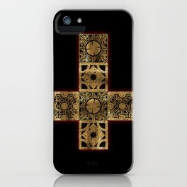 Lament Configuration Cross iPhone Case