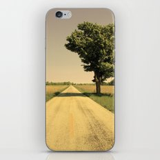 Lonely Road iPhone & iPod Skin