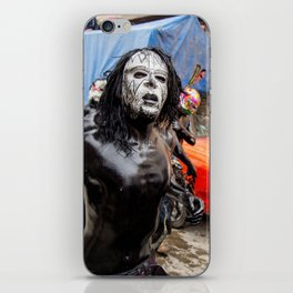 Painted young II iPhone Skin