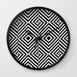 Cover 13 Wall Clock