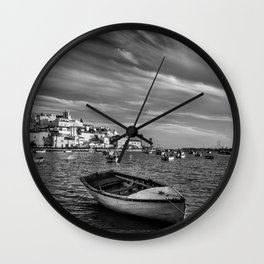 Ferragudo Wall Clock