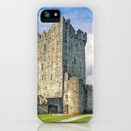 Fabulous Historic Ross Castle Killarney Ireland Europe Ultra HD iPhone Case