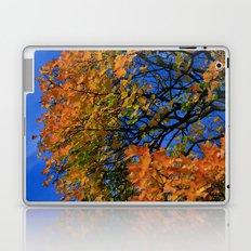 The Burning Tree Laptop & iPad Skin