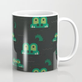See you later alligator (Patterns Please) Coffee Mug
