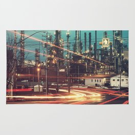 Road to the Refinery Rug