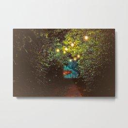 Follow the Lights (Color) Metal Print