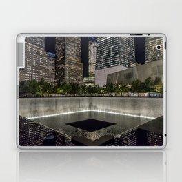 Footprint Fountain - NYC Laptop & iPad Skin