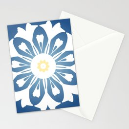 Modern Floral No. 2  Stationery Cards