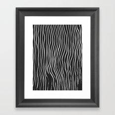minimal movement Framed Art Print